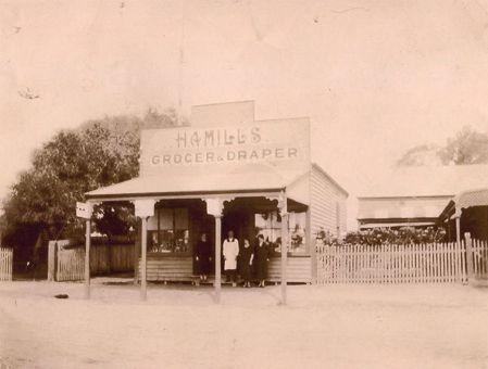 Mills Store Berriwillock Victoria Australia